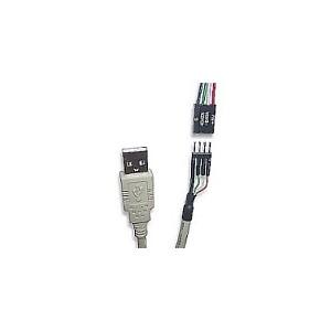 Adapter USB Plug-to-Pin Header