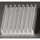 Heatsink 25x25x5 + mounting thermo tape