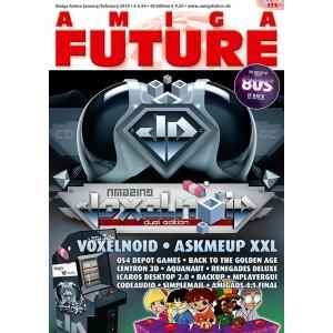 Amiga Future numer 112