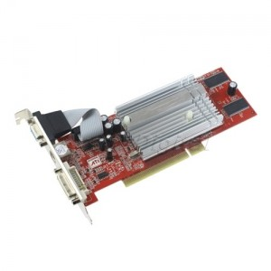 Radeon 9200 256MB/2x128MB 5V-only PCI card